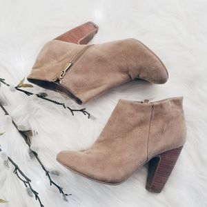 ABOUND NUDE SUDED COLLEN BOOT